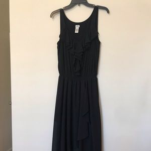 CACHE bridesmaid black dress